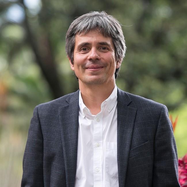 Fabio Andrés Montoya Isaza - Director Corporación Interactuar