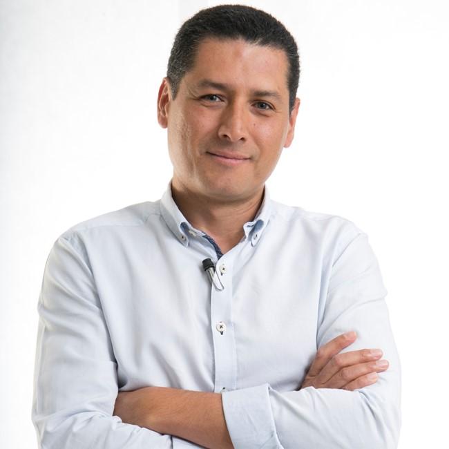 Gustavo Adolfo Gómez - Director de transformación digital - Corporación digital