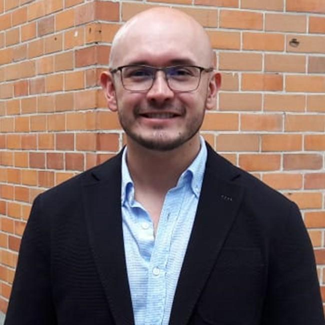 John Jairo Camargo - Secretario General - Corporación Interactuar