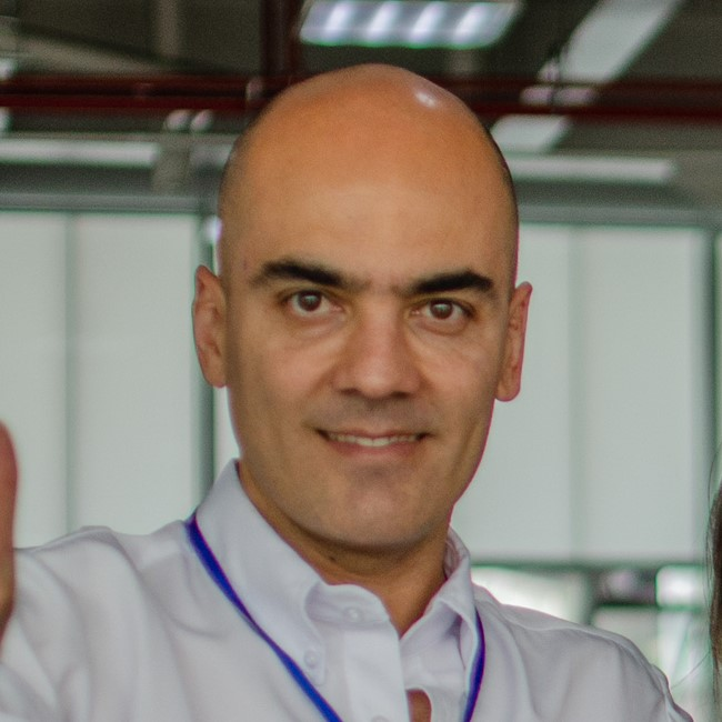 Juan David Trujillo - Director de empresarios Corporación Interactuar