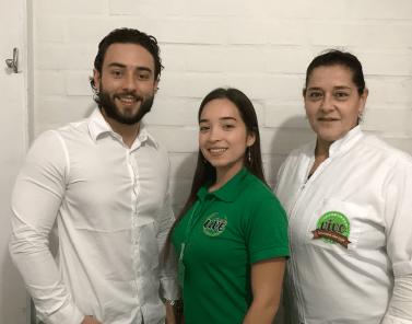 Martha Restrepo - David Giraldo - Diana Giraldo - nominados Famiempresario Interactuar 2020