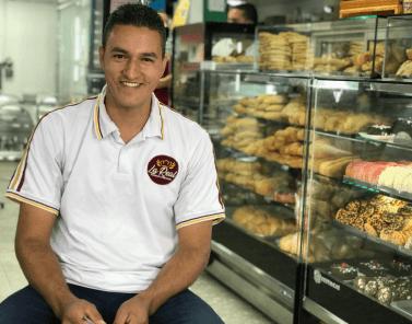 Nominado Famiempresario 2020 - Walter Ocampo Panadería La Real