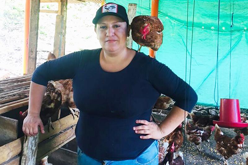 Mujeres Campo - Empresarias Interactuar